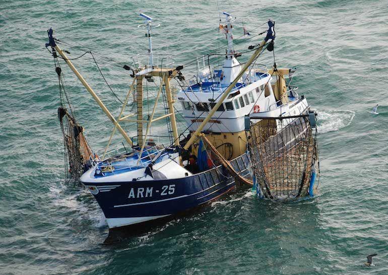 Des navires économes en carburant pour relancer la filière pêche