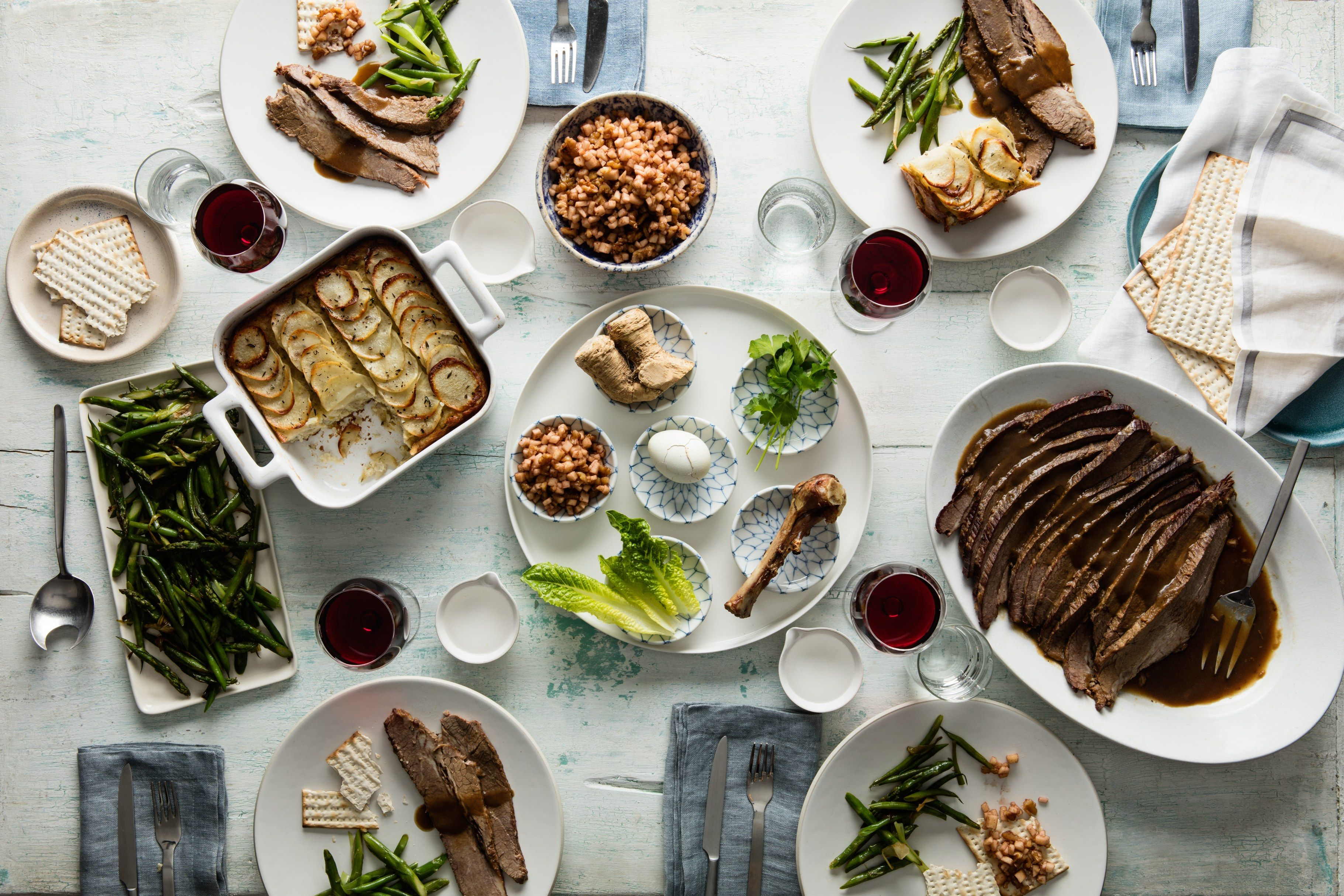 all the passover menus, recipes, and ideas you need | dinners