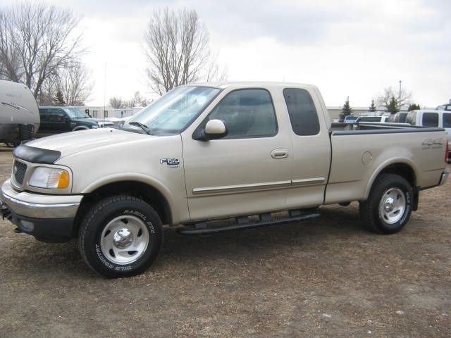 2000 Ford F150 Off Road 4x4 Nice Cond Only 4975 00 Bismarck Nd