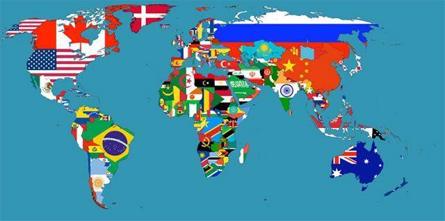 40 Mapas Que No Te Enseñan En La Escuela Marcianos Banderas Del Mundo Mapas Del Mundo Mapa Del Mundo