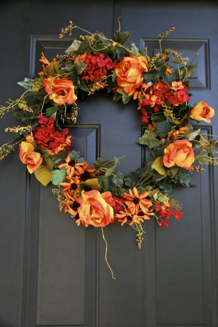 Verschiedene Herbstblumen Sammlung Von Herbst » Deko Mit – 40 Schöne