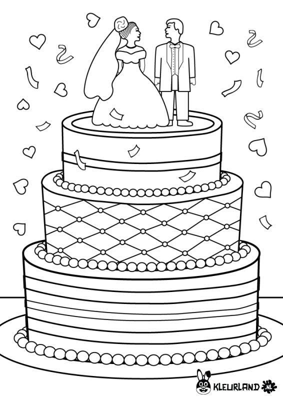 Kleurplaten Trouwen.Kleurplaat Duiven Trouwen 31 Besten Hochzeits Malbuch Bilder Auf