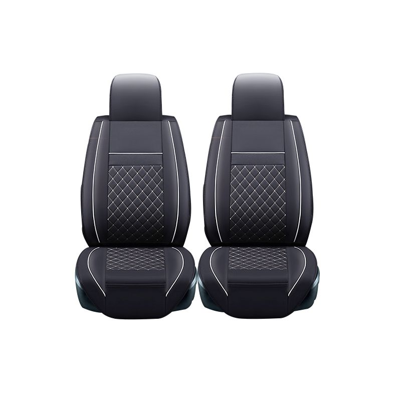 2 Front Leather Car Seat Cover For Skoda Yeti 2015 Fashion Durable Comfortable Seat Covers For Yeti Leather Car Seat Covers Car Accessories Volkswagen Touran
