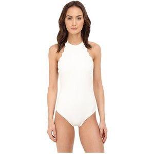 Marysia Mott Maillot (Off-White) Women's Swimsuits One Piece