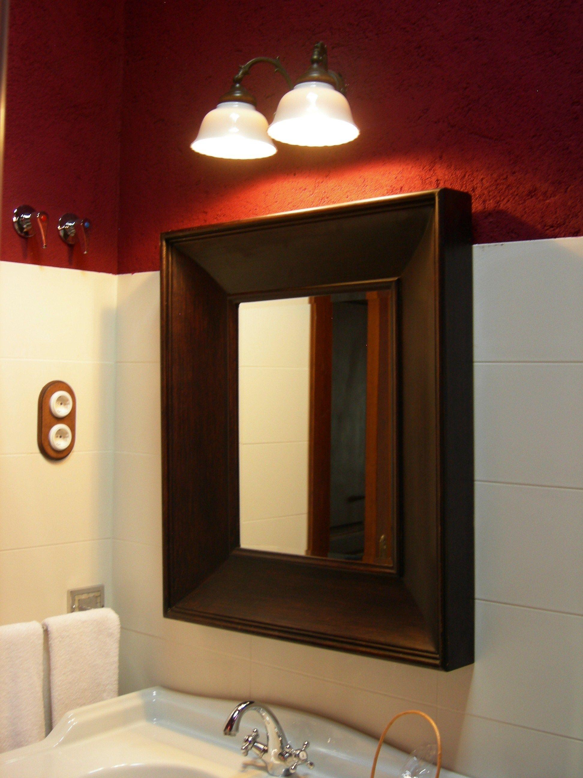 Wc Cuarto de baño completo con iluminación cenital | Casa San Isidro ...