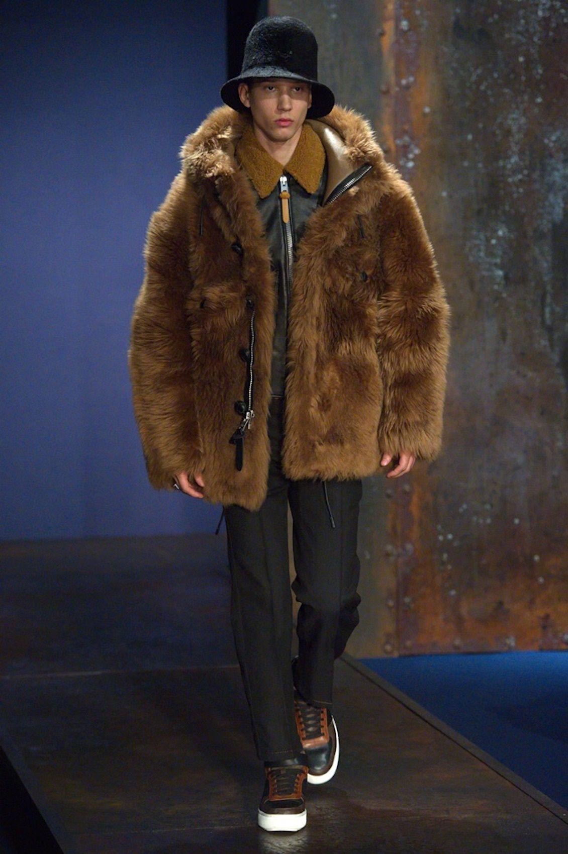 f3c1da12da Man in Fur Coat | Fashion !!! Men's !!! in 2019 | Fall fashion 2016 ...