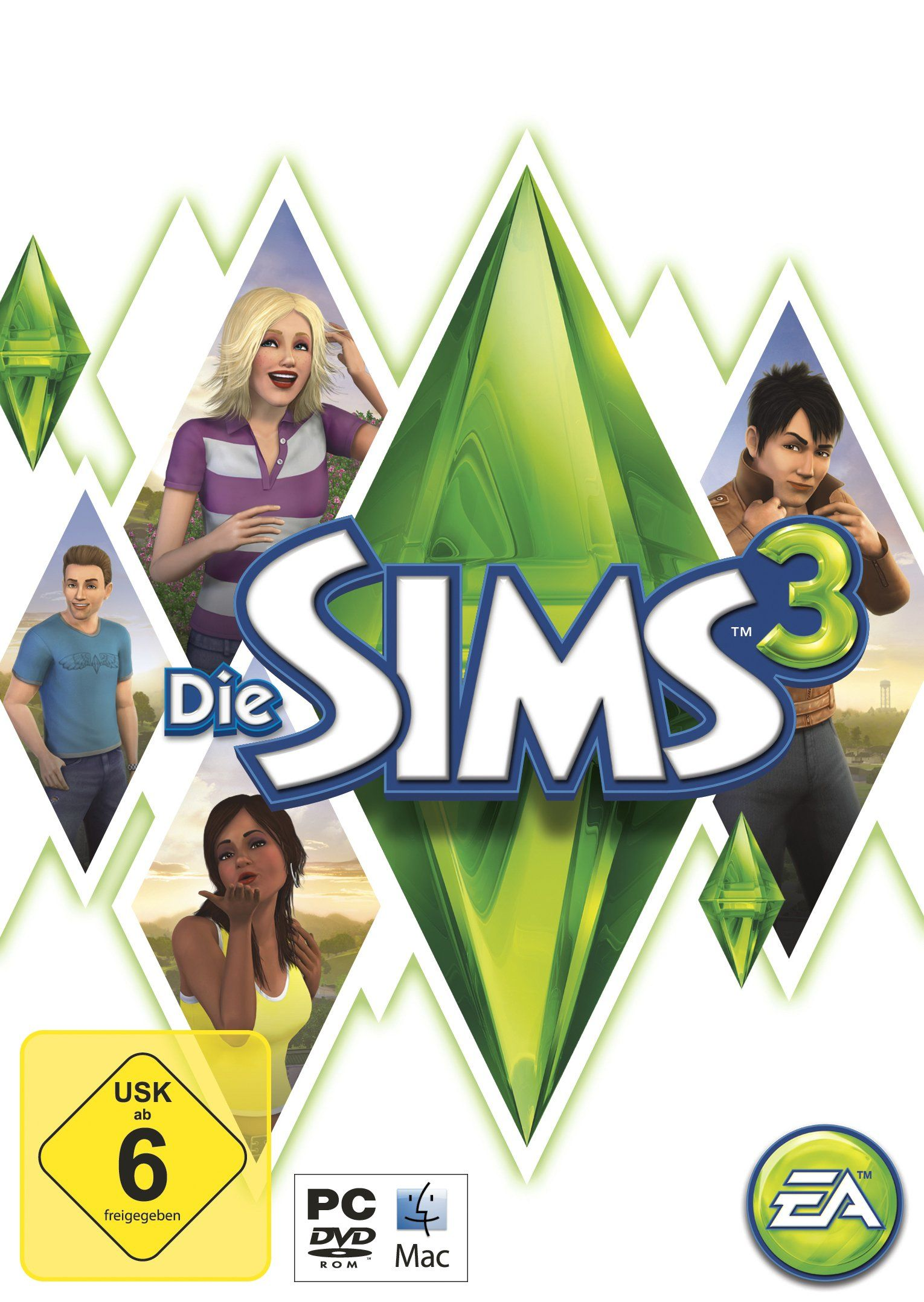 download the sims 3 for free mac