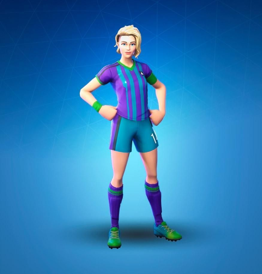 Fortnite Zombie Soccer Skin Fortnite Skins List Battle Royale L2pbomb Jpeg Di 2020