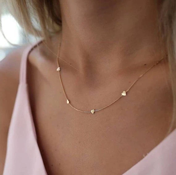 Photo of Fashion Necklace Dainty Necklace Lightning Necklace Solid Gold Necklace For Womens Daith Earrings Expensive Necklace