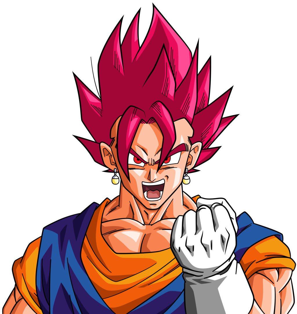 Bejito Ssayanjingod Dragon Ball Goku Gogeta And Vegito Dragon Ball Z