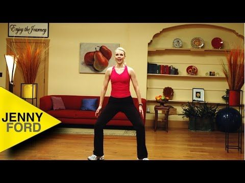 Hi Lo Cardio Workout Fitness Jenny Ford Youtube Jenny Ford