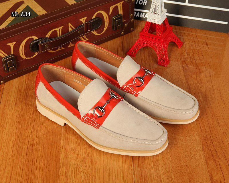 Zapatos Gucci Casuales KR014