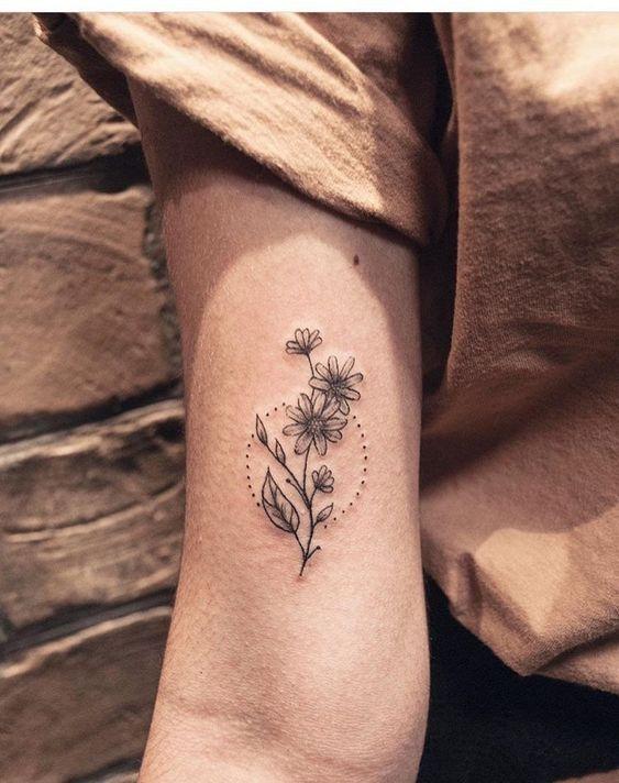 Zinvolle Kleine Tattoos voor Vrouwen