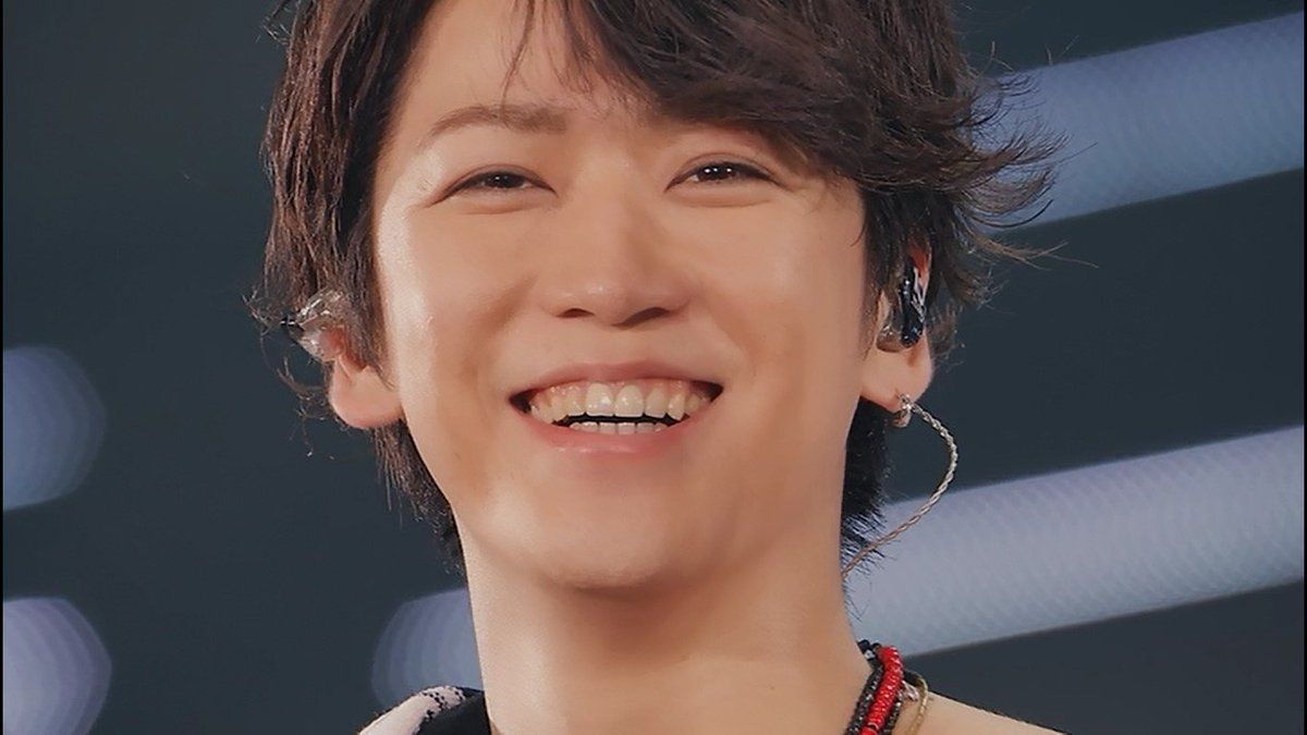 10ks Kazuya Kamenashi  Oh, kame...your smile is the most beautiful thing in my world.