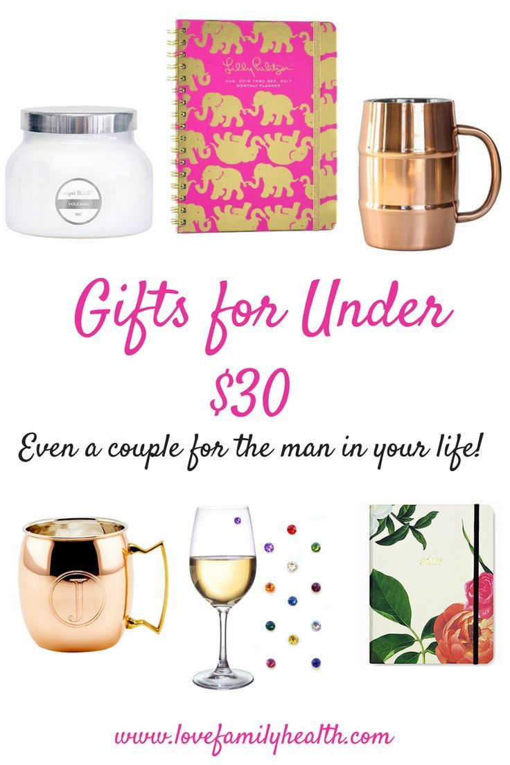 gifts ideas for under $30 | lifestyle | pinterest | gifts, 30 gifts