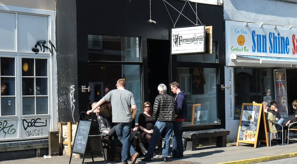 Fermentoren Beer Bar / Noerregade, Aarhus, Denmark