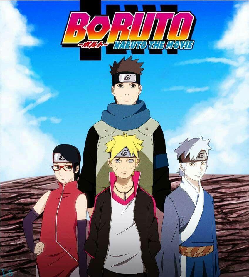 Boruto Naruto: Boruto: Naruto The Movie