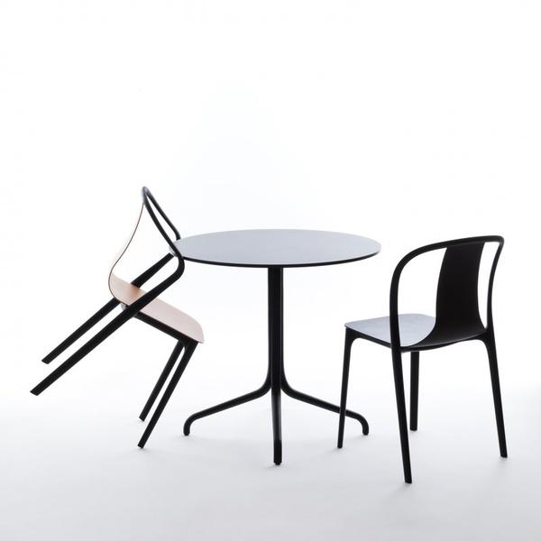 Belleville Armchair Plastic Furniture Design Bouroullec Design Chair Design