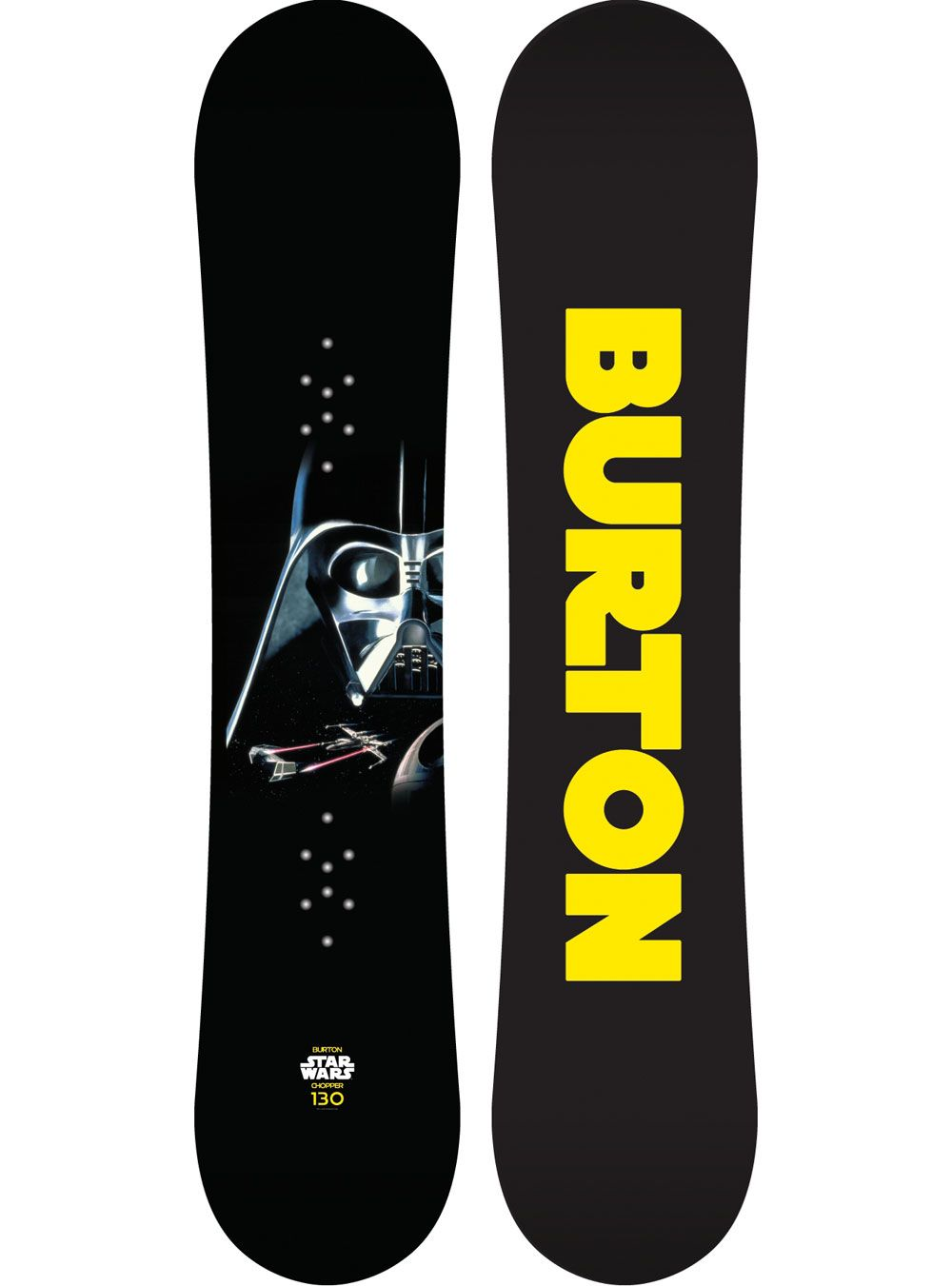 Star Wars Inspired Products From Burton Snowboards 4 Burton Snowboards Snowboarding Star Wars Inspired