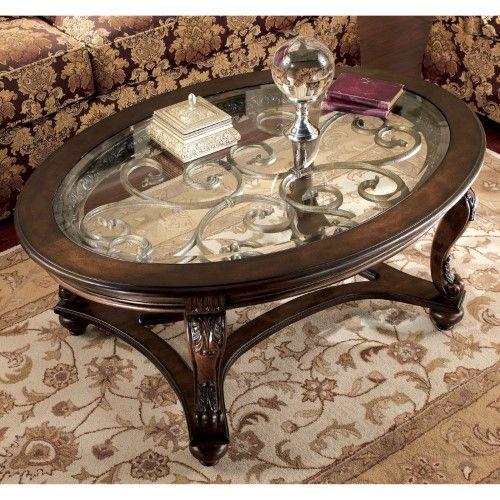 Ashley Furniture Glass Coffee Table 4
