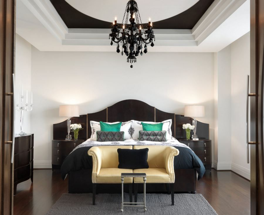 Design Ideas for a Recessed Ceiling | Moldings, Ceilings and Ceiling