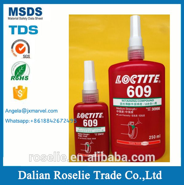 Pin On Loctite609 Rapid Curing Anaerobic Adhesive Loctite 609 Retaining Compound