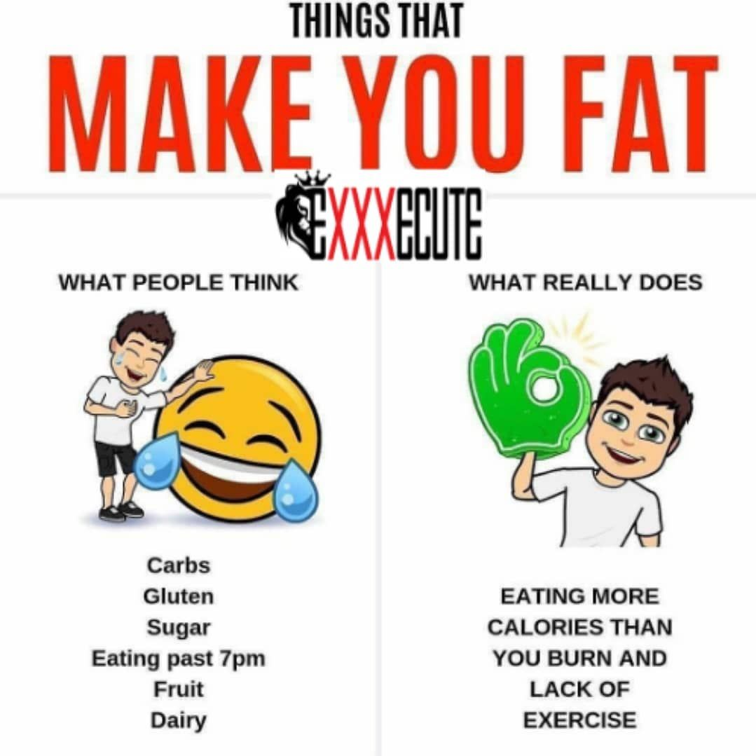 Party people Vs Perfect people ?? #getexecutefit . eXXXecute Fitness Centr...