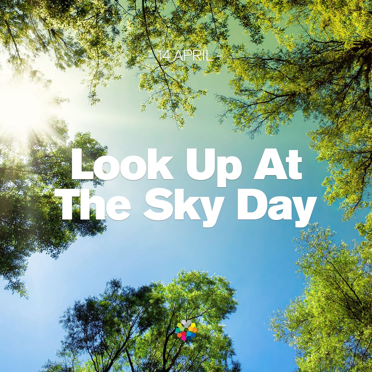 Different Is Awesome Holiday Package: Today Is Look Up At The Sky Day, A Perfect Opportunity To