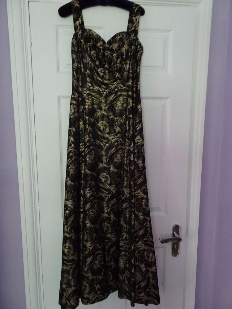 Fabulous original vintage Selfridges evening dress | SELFRIDGES ...