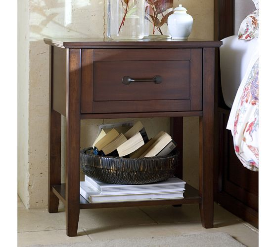 Stratton Bedside Table | Pottery Barn - $320