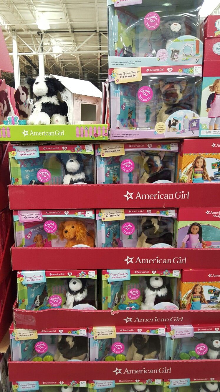 Ag Pets 24 99 At Costco American Girl Doll Pets American Girl Doll Sets American Girl Doll