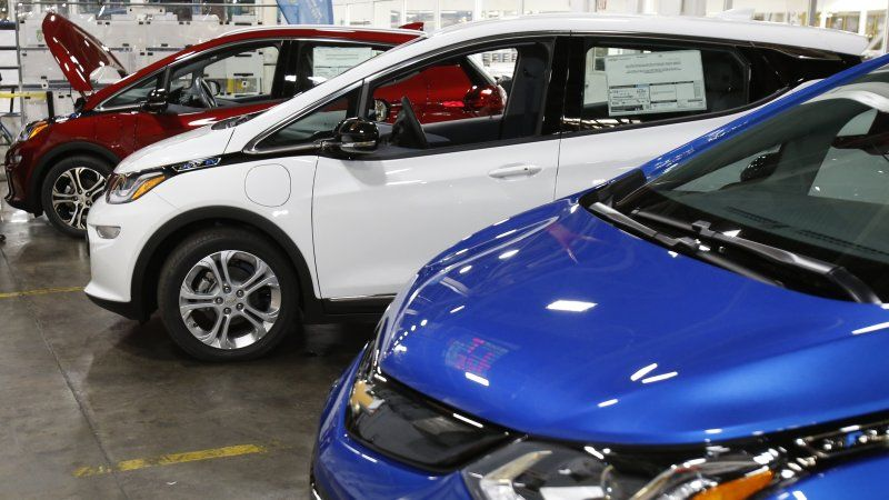 Ev Tax Credits Won T Be Extended Under Federal Spending Deal Car