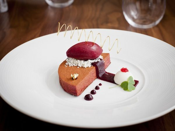 Emma Bengtsson The Pastry Chef At Michelin Starred Aquavit Is Nominated For Food Wine Magazine S The People S Best New Pastry Chef Awar Desserts Food Pastry