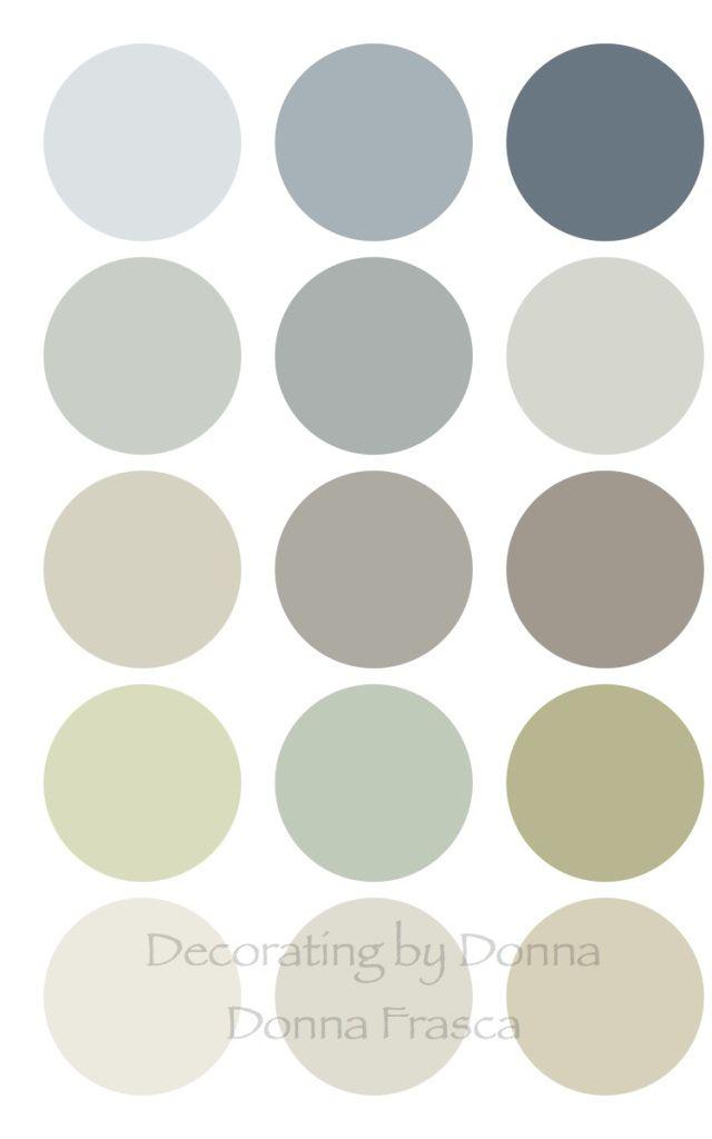 So Where Does Beige Belong Coastal Color Palettes Coastal