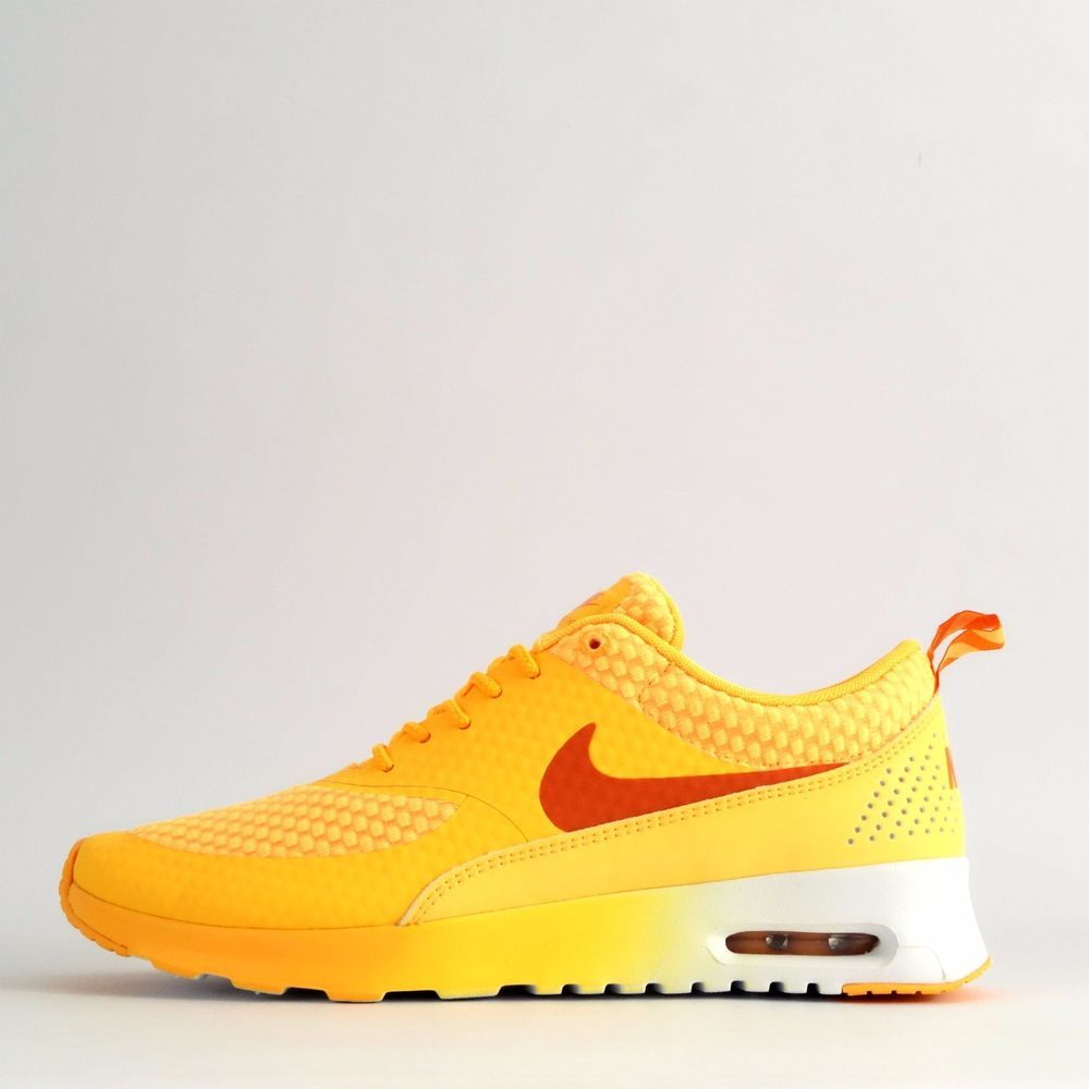 best service da7ea 8a039 ... spain nike air max thea premium womens casual trainers shoes sneakers atomic  mango u2026 2f7cb 90ede