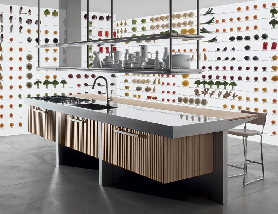 Arclinea, the new showroom for: Il salone del mobile | Re:tale ...