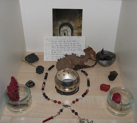 "Tirage - Un message pour ""Samhain"" - On the Threshold"