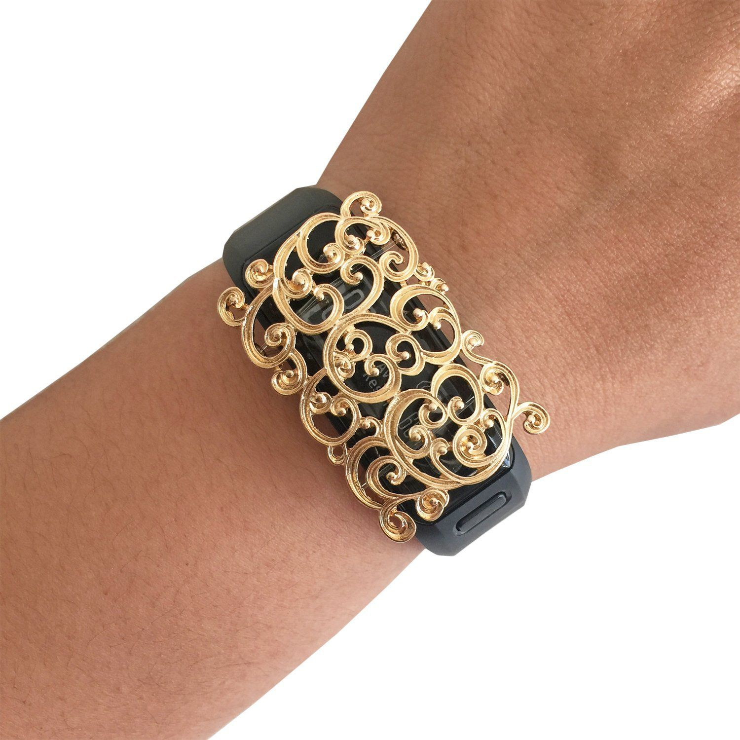 Charm to accessorize the fitbit charge charge hr and other fitness