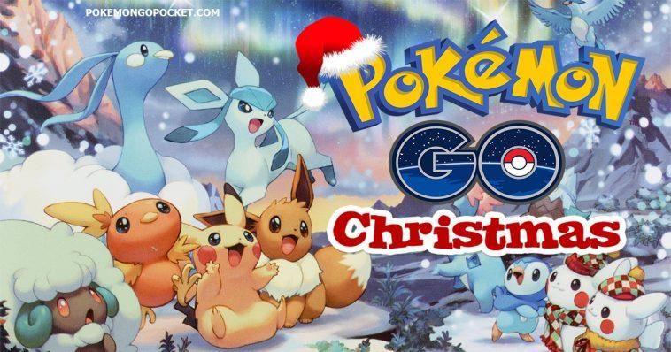 Pokemon Go Christmas Event.Christmas Event Pokemon Pokemongo Pokemoncommunity