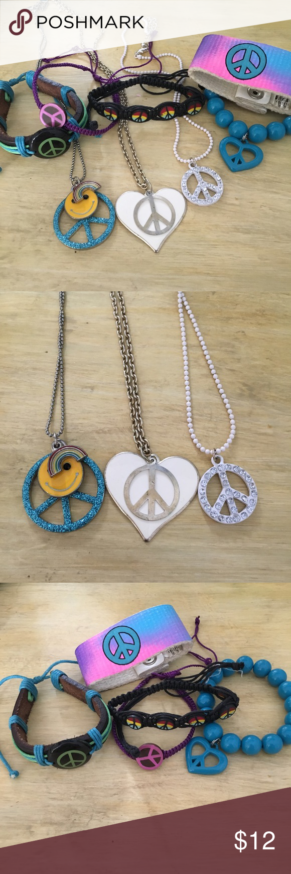 Download Peace Jewelry Bundle i went through a bit of a peace sign ...