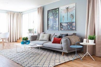 다양한 거실인테리어 : 네이버 블로그  interior design  Pinterest ...