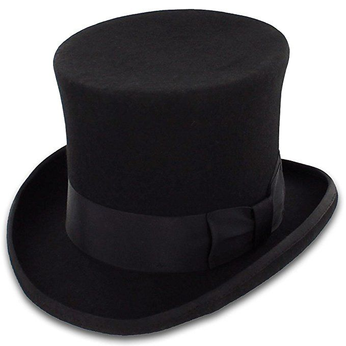 390d5bd4 Victorian Men's Hats- Top Hats, Bowlers, Western Hats in 2019 ...