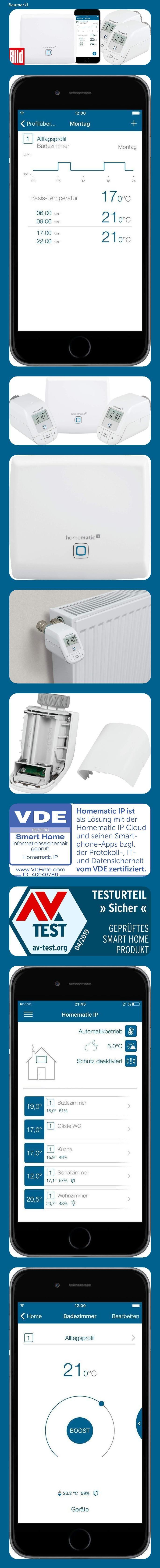 Homematic Ip Smart Home Set Heizen Bild Edition 154589a0 Bilder Sets Edition