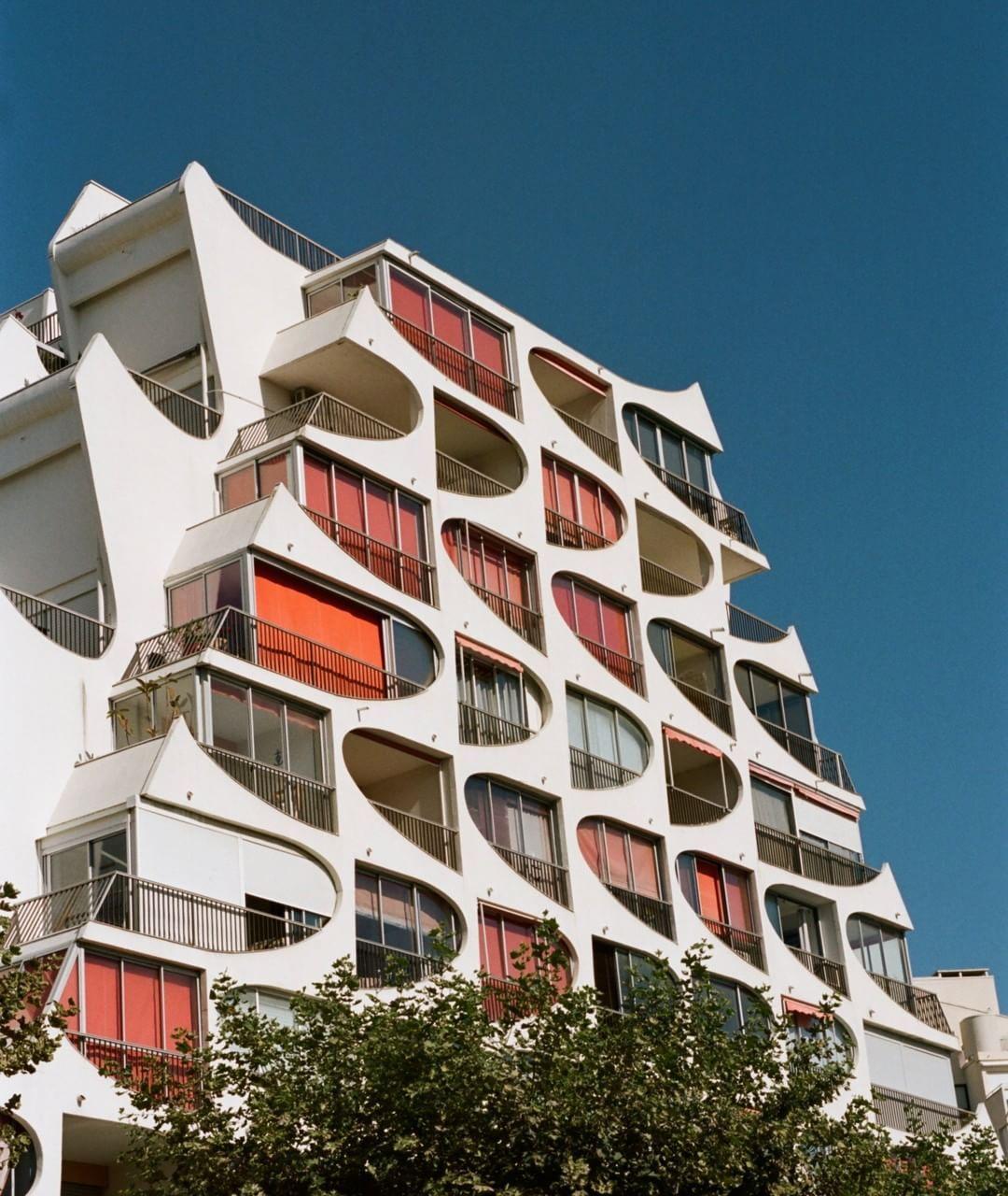 La Grande Motte France La Grande Motte Architectural Inspiration Instagram