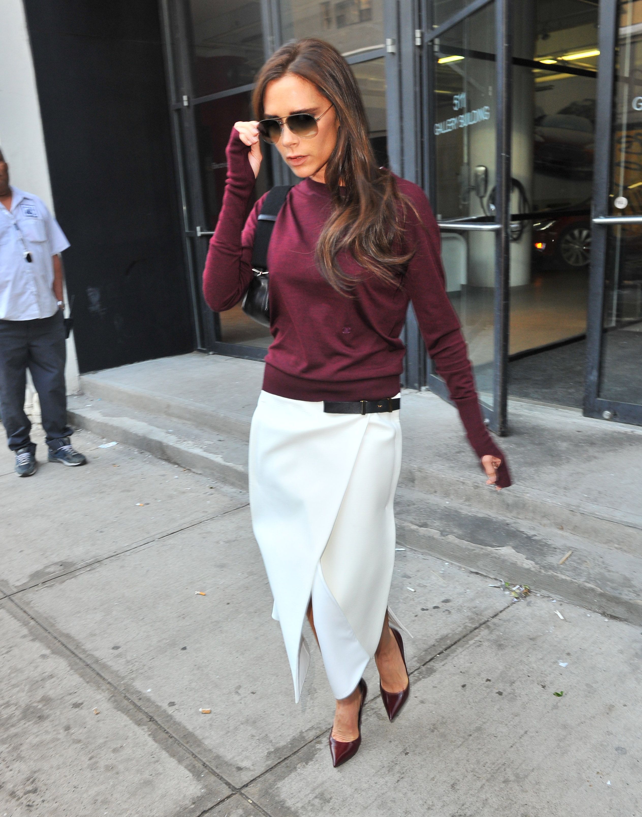 12 Ways To Look More Stylish At The Office | Chanel sweater ...