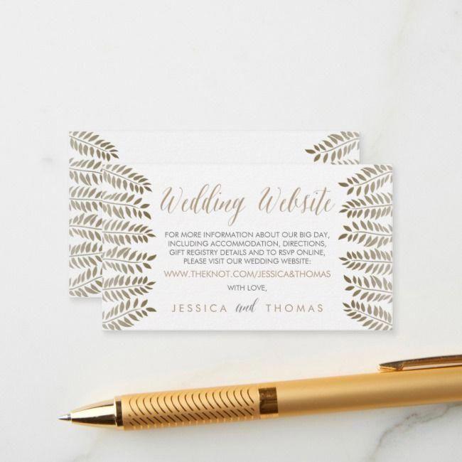 The Monochrome Fern Woodland Wedding Collection Enclosure Card #Ad , #AD, #Wedding#Collection#Enclosure#Woodland #fernswedding