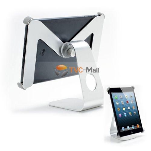 Adjule M Shape Aluminum Alloy Desktop Mount Stand Holder For Ipad Mini Pad Purchased