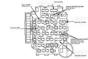 04 Saturn L300 Fuse Panel Diagram