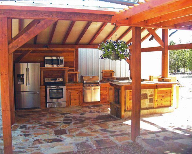 Küchenlampen ikea ~ Country outdoor kitchen kitchen pinterest kitchens