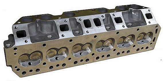 Classic Inlines Ford 200  250ci Aluminum Cylinder Head